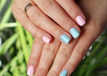 LILUSPA - manicure hybrydowy (jeden kolor)