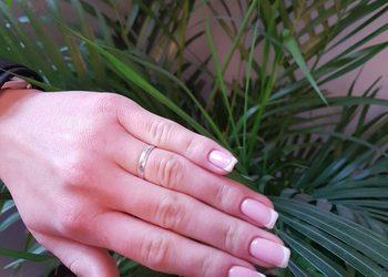 LILUSPA - manicure hybrydowy french