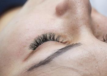 Angel Salon Kosmetyczny - rzęsy metodą 1:1 z 2:1