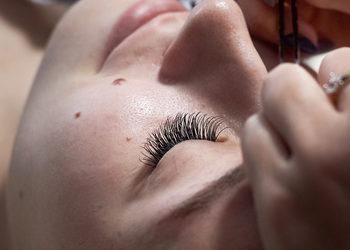 Angel Salon Kosmetyczny - rzęsy metodą 2:1 z 3:1