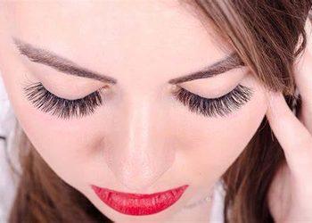 Źródło Piękna - kępki rzęs do makijażu 10szt
