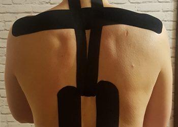 Najlepszy masaż w mieście - Gabinet masażu stacjonarnego oraz mobilnego Joanna Czysz - masaż 1,5h + kinesiotaping