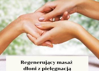 Angel Salon Kosmetyczny - regenerujący masaż dłoni z pielęgnacją
