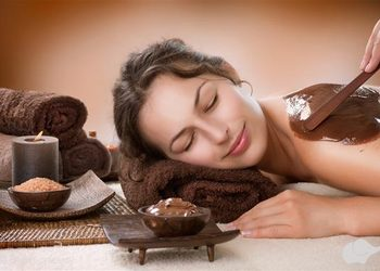 Glamour Instytut Urody - masaż czekoladą - częściowy