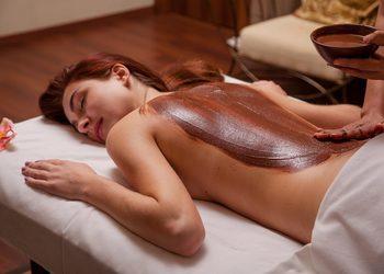 Glamour Instytut Urody - masaż czekoladą - całego ciała