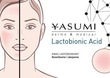 Yasumi - Tarnów - kwas laktobionowy - dla skóry wymagającej