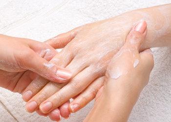 Salon Sopot   - manicure spa (manicure z odżywką + peeling, maska, masaż)