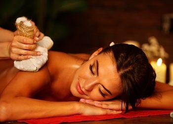HOLISTIC SPA- Gabinet masażu i fizjoterapii - masaż stemplami ziołowymi