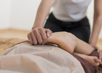 HOLISTIC SPA- Gabinet masażu i fizjoterapii - nuad phaen boran