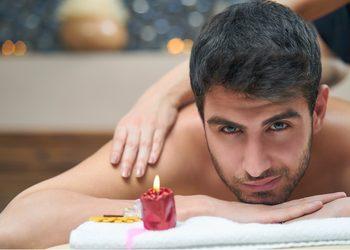 HOLISTIC SPA- Gabinet masażu i fizjoterapii - rytuał cedr z pieprzem