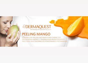 GABINET KOSMETOLOGICZNY KAMILJA - peeling mango