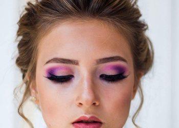 Salon fryzjerski Agnes - makijaż ślubny (próbny)