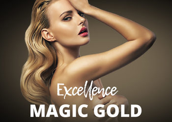 MONA CENTRUM URODY - rytuał excellence magic gold + manicure vinylux i krem thalgo gratis