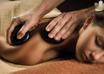 Body & Mind massage by HANKA KRASZCZYŃSKA - masaż gorącymi kamieniami 90min / hot stones massage 90mins