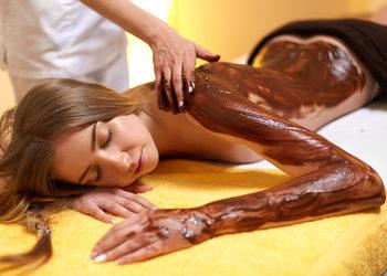 Body & Mind massage by HANKA KRASZCZYŃSKA - masaż gorącą czekoladą 60min/ hot chocolate massage 60mins