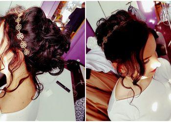 """Mobilne Usługi Fryzjerskie """"Aleksandra"""" - stylizacja ślubna pani młoda (+ fryzura próbna)"""