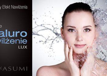 YASUMI SOSNOWIEC - głębokie oxyhyaluronawilżenie lux twarz + szyja+dekolt