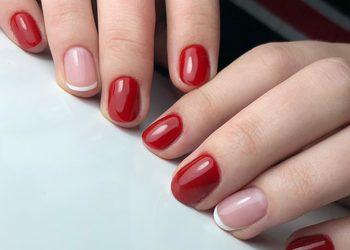 Glamour Instytut Urody - manicure kombinowany - hybryda