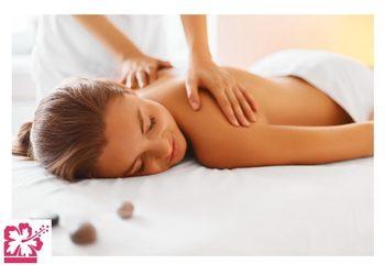 Body & Mind massage by HANKA KRASZCZYŃSKA - masaż masłem shea 60min / shea butter massage 60mins