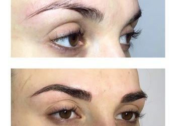 AK makeup&beauty - makijaż permanentny brwi poprawka microblading