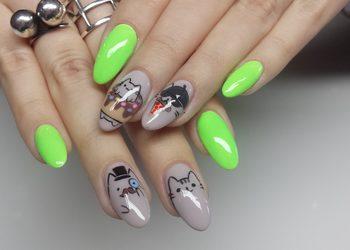 Rubis salon kosmetyki profesjonalnej - uzupełnianie paznokci żelowych