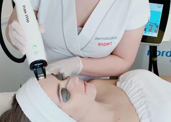 VICI CLINIC - Kraków - laserowe usuwanie blizn broda