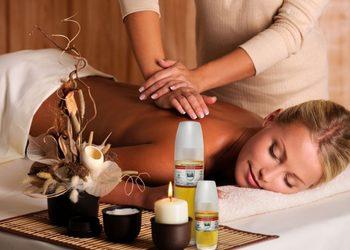 Chillout. Gabinet masażu i pielęgnacji ciała Dominika Ośródka  - masaż olejem arganowym