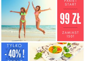 Dietetyka 2be Wołomin - pakiet na start