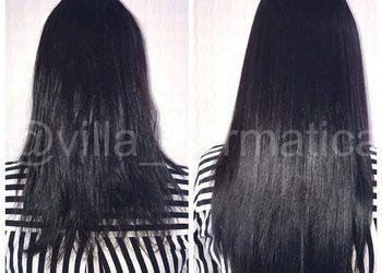 Villa Dermatica - hair talk – przedłużanie i zagęszczenie włosów 25 cm extensjons