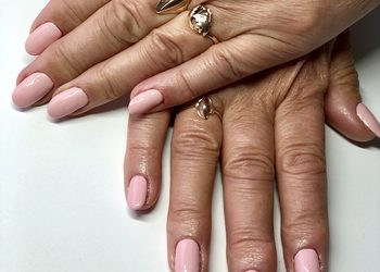 Natural Beauty  - manicure hybrydowy junior