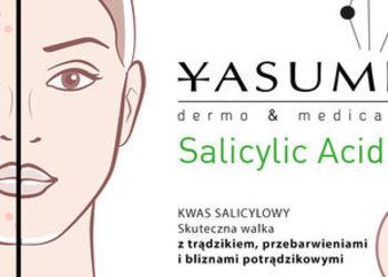 YASUMI MEDESTETIC WARSZAWA BEMOWO - salicylic lc acid peel - kwas salicylowy