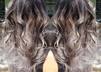 Fabryka Fryzur - ombre na długich włosach + olaplex