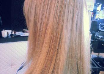 Fabryka Fryzur - dekoloryzacja włosów + nowy kolor + olaplex