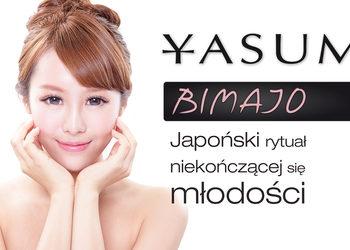 YASUMI SOSNOWIEC - bimajo – japoński rytuał niekończącej się młodości - twarz, szyja, dekolt