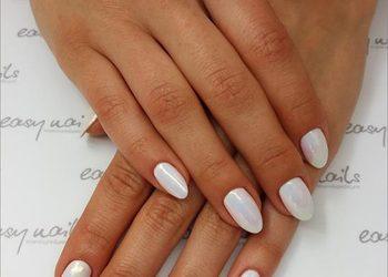 Easy Waxing - 5 manicure hybrydowy klasyczny 1 kolor