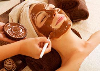 YASUMI SOSNOWIEC - subtelny czekoladowy relaks - twarz, szyja, dekolt