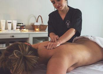 YASUMI SOSNOWIEC - masaż pleców dla dwoga