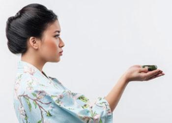 YASUMI SOSNOWIEC - sentaku - herbaciana ceremonia dla ciała