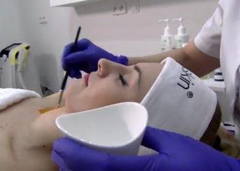 Femininity - peeling refresh epionce + mikrodermabrazja - twarz + szyja + dekolt