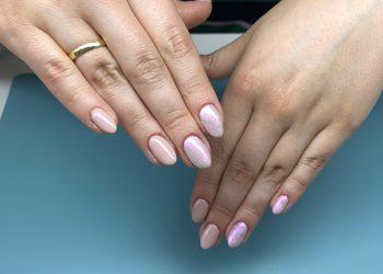 Salon Mixtura - gelastic nowość przedłużenie płytki paznokciowej