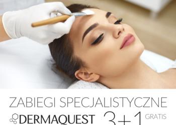 Velvet Skin Clinic - zabiegi dermaquest 3+1 gratis