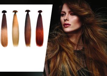 Centrum Trychologiczne PLMED - zagęszczanie włosów pasemkami keratynowymi