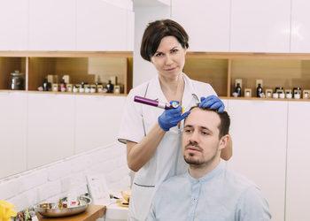 Centrum Trychologiczne PLMED - karboksyterapia skóry głowy