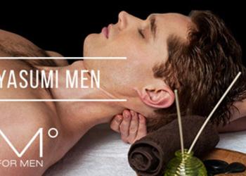 YASUMI MEDESTETIC WARSZAWA BEMOWO - yasumi men - podstawowa pielęgnacja dla prawdziwego mężczyzny
