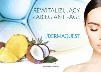Salon Kosmetyczny Madame Katrina Clinica Estetica - dermaquest - rewitalizujący zabieg anti-age - twarz