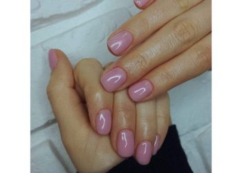 Happy & Beauty - manicure tytanowy