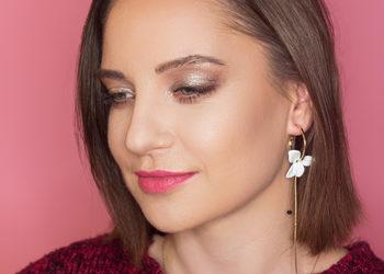 Masny Make Up - makijaż próbny