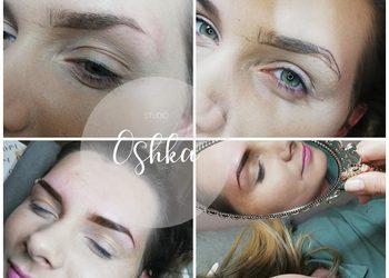 Studio Oshka - makijaż permanentny brwi (każda metoda)