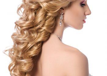 Salon Urody AS Professional Beauty - upięcie ślubne