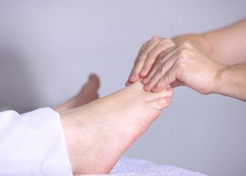 Studio Masażu i Terapii Naturalnej JuriMo - masaż stóp